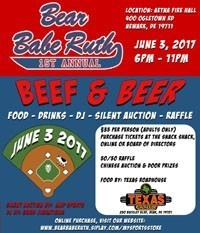 Beef and Beer Tickets